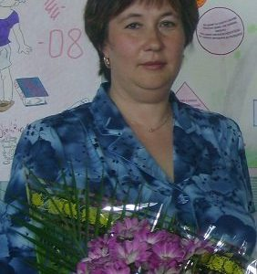 Ильина Ирина Михайловна