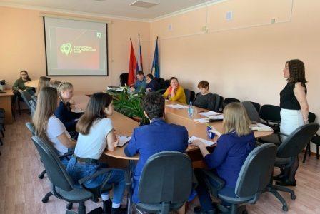 2 апреля в администрации Дзержинского района состоялась защита проектов флагманской программы»Территория Красноярский край».