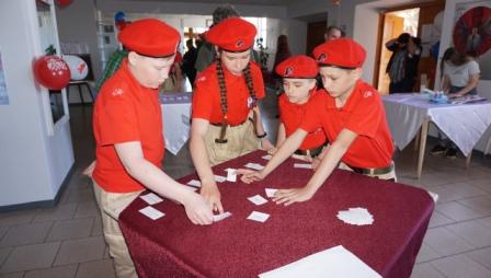 Тематические площадки в РДК, посвящённых празднованию Дня России